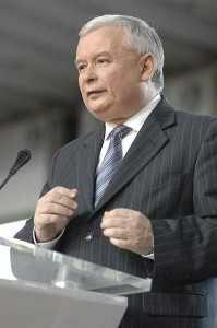 Resultado de imagen de jarosław kaczyński