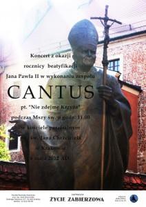 koncertcantus